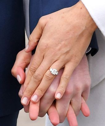 top 5 famous engagement rings - royal engagement rings