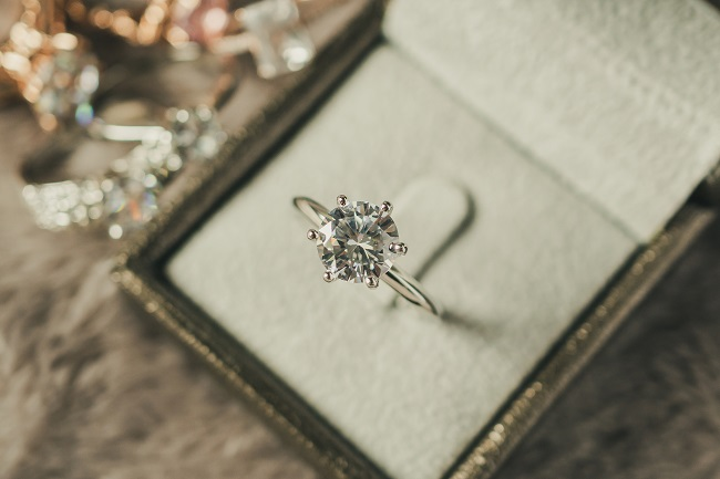 cool unique engagement rings sydney - latest engagement ring trends 2019